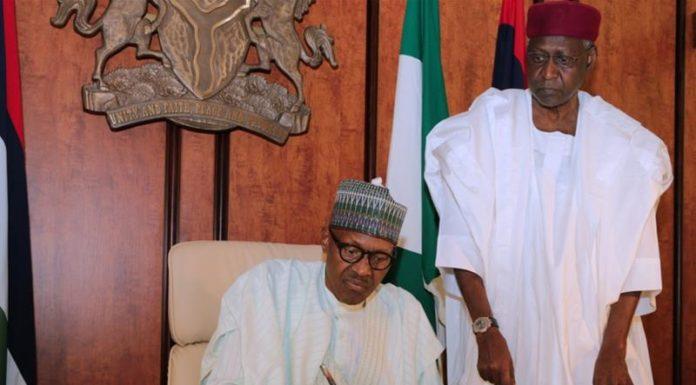 Muhammadu Buhari chief of satff