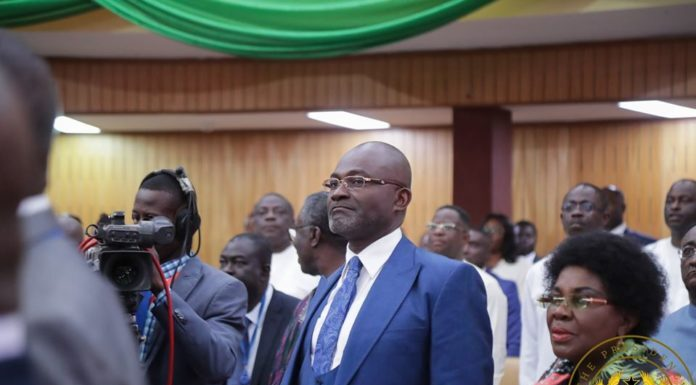 Kennedy Agyapong in Court